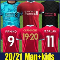 2020 English football Club The Reds soccer jerseys man child...