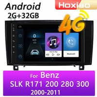 Android 8.1 Radio Auto Video Multimedia Player Per SLK R171 SLK200 SLK280 SLK300 2000 2011 2DIN GPS Navigation Car Dvd The Best Portabl dXZ1 #