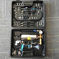 Winterverkauf!!! C100 hohe Kopf Universal-Automotive Non-Zerlege Kraftstoffsystemreiniger Auto Gasonline Injector Reinigungswerkzeug 3wSp #