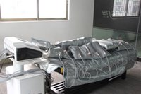 3 in1 con lontano infrarosso linfodrenaggio macchina pressoterapia intero disintossicazione del corpo macchina dimagrante pressione dell'aria bellezza