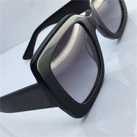 0083 Popüler Güneş Lüks Kadınlar Marka Tasarımcı 0083S Kare Yaz Stili Tam Çerçeve Üst Kalite UV Koruma Renk Kutusu ile gel Karışık