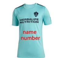 MLS LA Galaxy Фарли Джерси 2019 2020 Фарли Лос-Анджелес Гэлакси футбол Running Трикотажные мужчины 19 20 MLS LA Galaxy рубашки мужчины дети