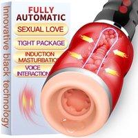 Dolce Interaction Masturbator maschio artificiale della vagina reale pussy del silicone, Succhiare sesso del vibratore giocattoli per gli uomini Pussy della tasca