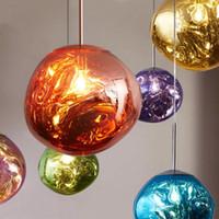 Nordic Светодиодные подвесные светильники освещения Современные Macaron Deco подвеска лампа Творческий Промышленный ПВХ Lava Lamp Loft Бар Кафе висячие лампы