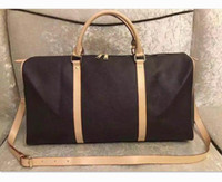 المرأة حقيبة سفر الرجال حقيبة الكتف قدرة كبيرة هيئة الأمتعة حقيبة يد سيدة الصليب القماش الخشن حقائب محفظة