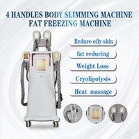 Cilt Bakımı İçin Spa Salon Yeni Freeze Yağ İnce Makine Cryo Cilt Soğutma Cihazı Cryolipolysis Makinesi
