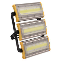 Regno Unito Modulo del LED Stock Proiettore 150W inondazione impermeabile calda luce bianca 3000k 3 LED moduli gialle luci del tunnel