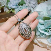 Hot populaire python collier Top bijoux de haute qualité pour les femmes Serpent Pendentifs Collier épais costume fines boucles de bijoux de luxe sur mesure