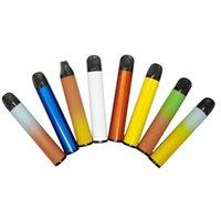 Горячие одноразовые Vape Pod Device 8 Цвета Vape Стартовые Наборы 1.6 мл Картриджи 400 мАч Батарея Аккумуляторные Испарители Pen E Сигареты на заказ Пустые