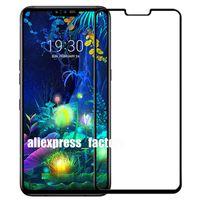 3D Gebogenes ausgeglichenes Glas-Schirm-Schutz-Abdeckung Explosion 9H Härte Premium Full Coverage Film-Schutz für LG G8 G7 G5 V50 V40 V30