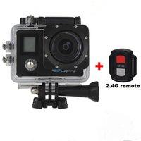 2.4g Remote H22R 4K WiFi Action Kamera 2 Zoll 170D Objektiv Dual-Bildschirm 30m Wasserdichte Extremsport-HD-DVR