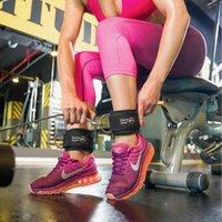 SKANGDUKE 1PCS قابل للتعديل الرياضة الكاحل الأشرطة D الدائري القدم الكاحل الدعم حامي الساق تمارين أوزان تجريب الجمنازيوم المعدات