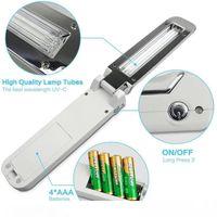 top Portable UVC sterilization stick Sterilizing rod personal care Traveling Sterilizer UV Sanitizer Light cold cathode UV lamp bloomveg-2