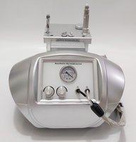 Poudre de cristal de diamant microdermabrasion microdermabrasion Nettoyant Visage machine à vide Nettoyant Visage Rajeunissement de la peau
