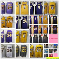Cheap Wholesale Stitched Jersey 8Bryant24Bryan Best Quality ...