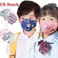 US Lager! Designer kanye west wiederverwendbare waschbare Gesichtsmasken Sport facemask Kinder Masken Maske mit Ventil Maskenfilter ppe Gesichtsmaske Sneakers