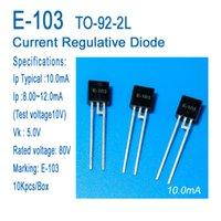 Текущий регулятивный диод, CRD, Е-103, Е-153, Е-183, L-1822 L-2227, L-2733, L-3339, ТО-92-2L, применяется к светодиодному освещению, светодиодные лампы