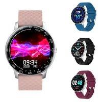 Perakende Box ile Yeni Akıllı İzle H30 Bluetooth HD Tam Ekran Smartwatch ile Adımsayar Kamera Mikrofon Compaitable Android PK DZ09 U8