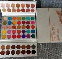 Yeni Makyaj Güzellik Sırlı 63 Renkler Göz Farı Paleti Muhteşem Me Göz Farı Tepsisi Preslenmiş Pudra Pırıltısı Mat Göz Kozmetik