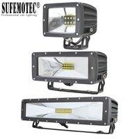 5 '' 9 '' 13,5 Zoll LED-Arbeits-Licht Bar Driving-Lampe wasserdichtes 6000K für Geländewagen Auto Beleuchtung Flut-Lichtstrahl