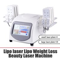 2019 neue Lipo-Laser-Maschine Weight Loss Diode Abnehmen Maschine 650nm Body Sculpting Beauty SPA CE