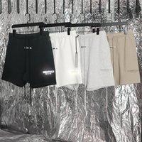 Mode dur Pantalon corde Fog Peur de Dieu Anti-Light 3M Short High Street Hip Hop Beauté en vrac Hanging des engins de sport