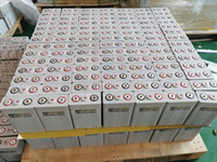 8pcs 2020 Nuovo grado di calb a 3,2 V 100Ah LifePo4 batteria al litio di ferro fosfato cellulare solare 24v100ah cellule non 120Ah UE USA USA