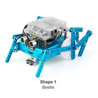 Freeshipping Makeblock шестиногий Робот Add-On Pack Предназначен для MBot 3-In-1 Робот дополнительного пакет 3+ Shapes