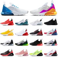 stock x shoes nike air max 270 Original Schuhe Spirit Teal neue 2020 Sneakers für Herren Damen Laufschuhe University Red Platinum Tint Barey Rose Pink Designer Turnschuhe