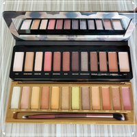 Newest makeup Honey Eyeshadow Palettes 12 Colors RELOADED Palettes Matte Shimmer Waterproof Eye Shadow plus Brushes DHL