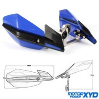 "Мотоцикл 7/8"" Handguard рук Протекторы MX Dirt Bike Motocross SMR Enduro Для SX рукавицы SXF XC 250 XCF XCW EXC EXCF"