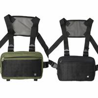 Alyx Tactical Chest Rig Bag Mochilas Streetwear cintura Hanging Mosca inoperante Bolsas Outdoor Estilo militar Backpack Horizontal Canvas 25 9HD B2