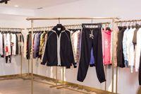 20newss alta calidad 100% de los hombres de moda de ropa deportiva de algodón de los hombres de la marca italiana de lujo de los hombres de encargo ropa deportiva ropa deportiva envío libre