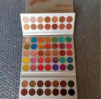 Maquillaje de belleza nueva esmaltado magnífico mí la gama de colores 63 colores componen la gama de colores con Encanto