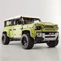 W magazynie 93018 Seria Technic Samochód Zestaw samochodów Off-Road 2830 SZTUK Cegły Model Zestawy Budowlane Bloki Kompatybilny Technic 10265