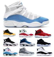 Jumpman 6 Кольца мужские ботинки баскетбола Six 6S Team Royal Taxi Concord UNC Space Jam Разводят South Beach конфетти Корзинки Спортивные кроссовки обувь