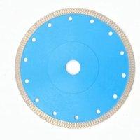 1pc Warmgepreßte Mesh-Diamant-Sägeblatt 10 mm Cutter Turbo Disc Schneidrad Winkelschleifer Sägeblätter