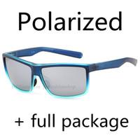 2020 New Top Quality Rinc Polarized Sunglasses Pesca Mar Marca De Pesquise Óculos UV400 Óculos Com Pacote Completo