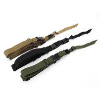 الادسنس M4 AR 15 الملحقات ثلاثة 3 نقطة بندقية الرافعة قابل للتعديل الدائم التكتيكية بنجي حبال يدور الصيد حزام البندقية