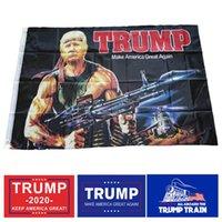 الانتخابات بايدن مقابل ترامب العلم 150 * 90 سنتيمتر الأمريكية ديكور حزب احتفالي لافتة للرئيس الولايات المتحدة الأمريكية إبقاء أمريكان عظيم مرة أخرى شنقا أعلام DWC263