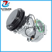 High quality 10PA17C auto ac compressor SE501463 TY6765 RE46657 for Tractor Industrial Models 4471002499 4710442 12V