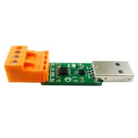 1pcs Win10 MCA Linux OS USB a RS485 Convertitore UART CH340 SP485 Sostituzione FT232 CP2102 PL2303 MAX485 MAX3485 SP3485
