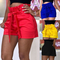 2019 New Woman creuse Shorts mode FASHION été femme Pantalons courts