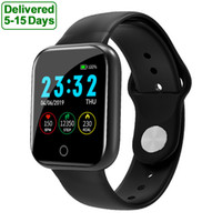 I5 Smart Watch Call Reminder Nachricht Push-Time Alarm Wetter Schlaf Fitness Tracker Sport Smart-Armband-Armband für Android IOS Smartwatch