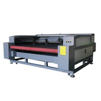 1800 * 1000 * MM 80W 100W 130W 150W macchina da taglio laser Tre laser testa laser laser taglierina per metatrale