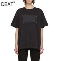 2020 라운드 넥 짧은 소매 느슨한 T 셔츠 여성 인과 최고 여름 새로운 패션 회색 색상을 풀오버