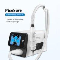Picosecond 레이저 파란색 빛 문신 여드름 치료 안료 흉터 두근 주근깨 제거 어두운 자리 제거제 기계 문신 감소