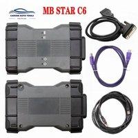 MB ستار C6 MB التشخيص VCI SD ربط C6 OEM DOIP كسين محاولة تشخيص VCI مع V2020.03 البرمجيات HDD أفضل من C4 و C5 الحرة تشخيص أي RIXT #