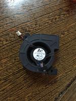 Ursprüngliche neue für Delta BFB0512VHD für Delta 12V 0.28a 5020 Zentrifugal-Turbofan-Projektor Lüfter