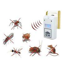 PROTECCIÓN DE LA CASA RIDDEX PLUS PEST REPELIENTE - Repelente no tóxico Se deshace de las plagas de insectos seguros para niños y mascotas al por mayor